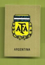 Argentina Badge AR